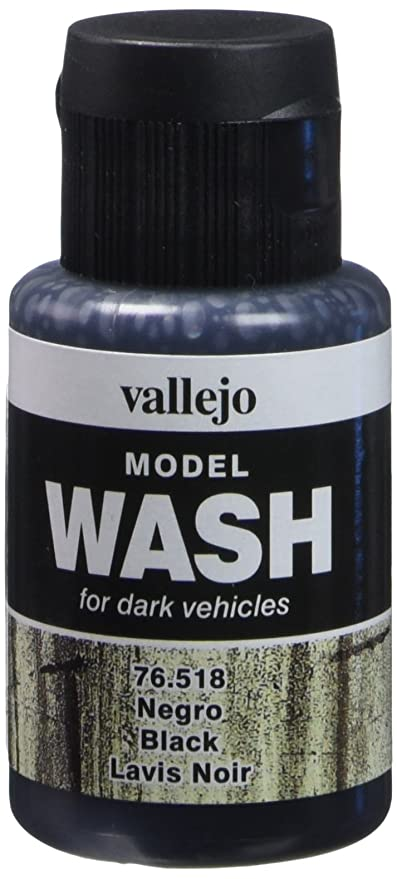 Vallejo Black Wash, 35ml