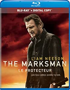 The Marksman - Blu-ray + Digital