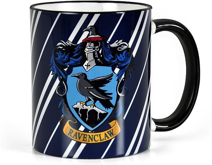 Elbenwald Harry Potter - Taza de la casa Ravenclaw de Hogwarts ...