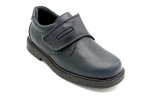 Pablosky 783620 - Zapato colegial de Piel para niño (26)