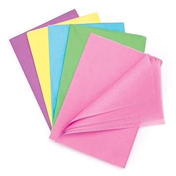 Baker Ross Großpackung Seidenpapier In Pastellfarben 25