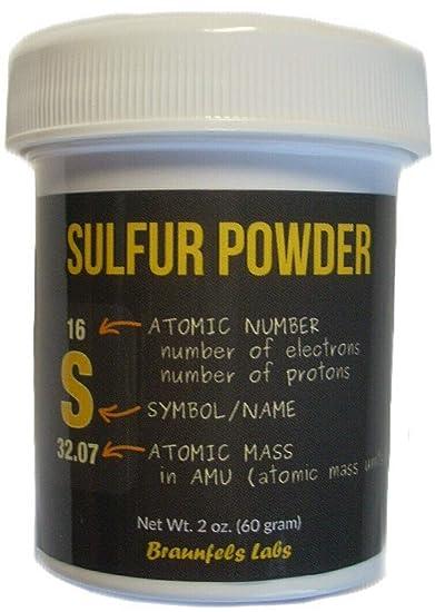 Braunfels Labs Sulfur Powder - 2 Oz