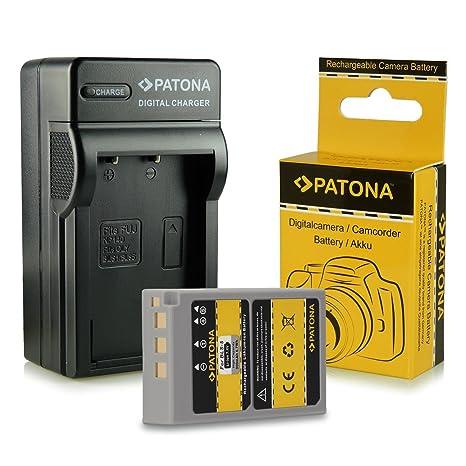 Cargador + Batería PS-BLS5 BLS-5 para Olympus Pen E-PL1 | PEN E-PL2 | Pen E-PL3 | Pen E-PL5 | Pen E-PL6 | Pen E-PM1 | Pen E-PM2 y mucho más… [ Li-ion; ...