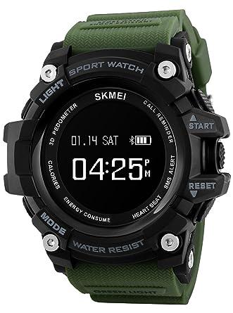 Skmei Luxus Marke Im Freien Männer Uhr Multifunktions Wasserdicht Kompass Chronograph Led Digital Sport Uhren Digitale Uhren