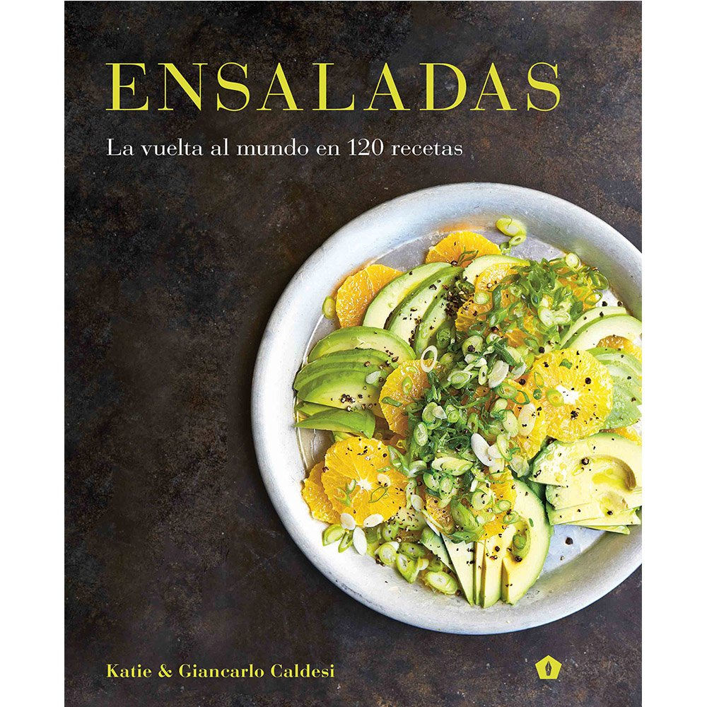 Ensaladas (Spanish Edition) (Spanish) Flexibound – June 1, 2017