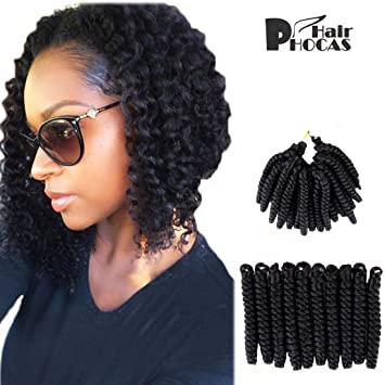 Amazon hairphocas 5 pack 20 inch toni carrie curl jumpy wand hairphocas 5 pack 20 inch toni carrie curl jumpy wand weave crochet braids afro synthetic hair pmusecretfo Images