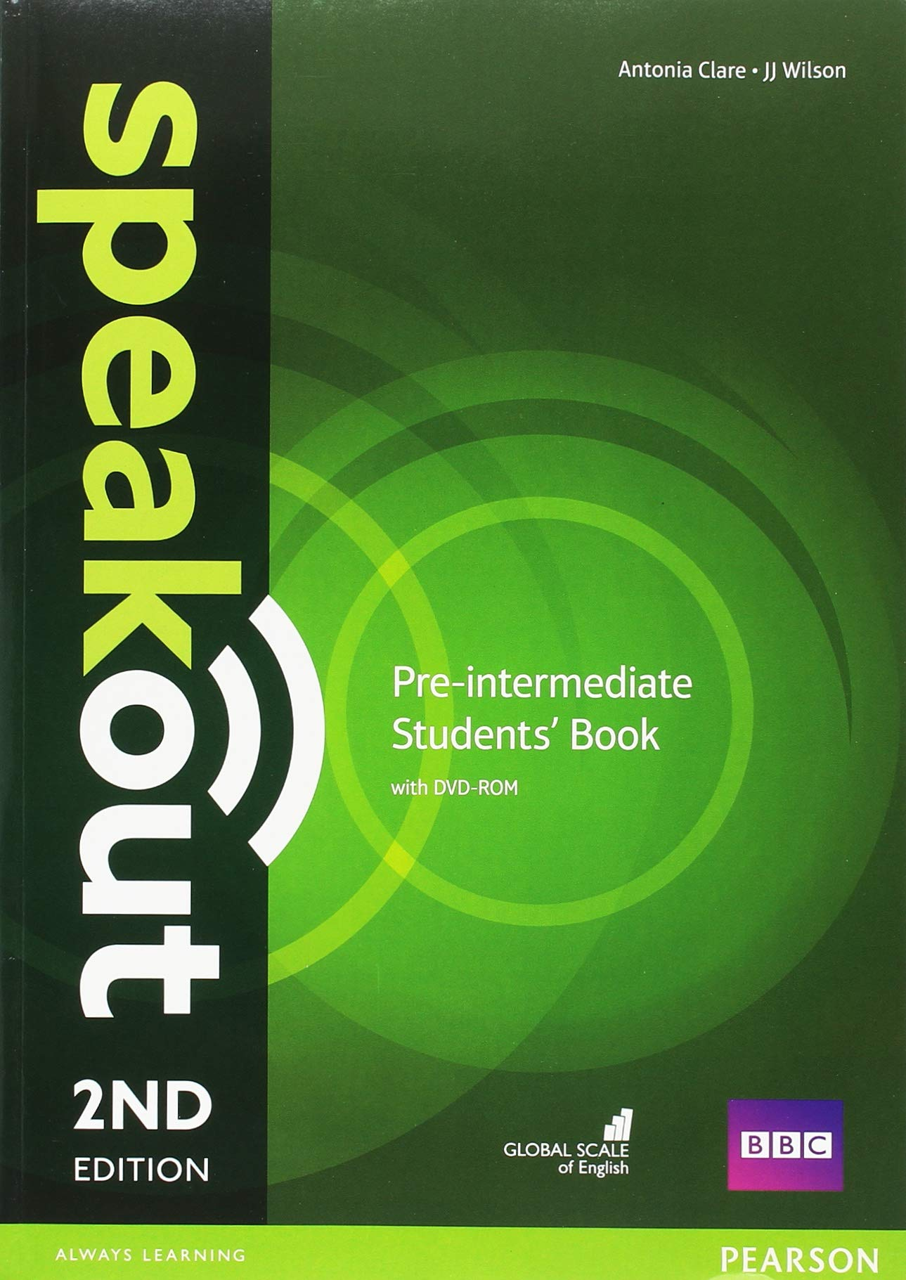 Speakout 2nd Edition Extra Pre-Intermediate Students Book/DVD-ROM ...