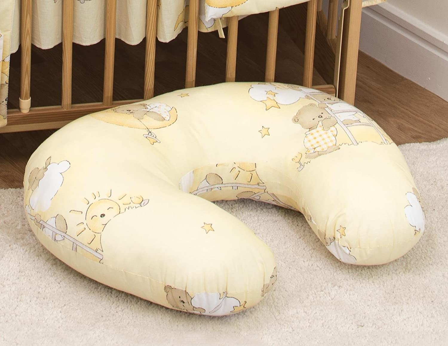 Breastfeeding Pillow/Matternity Back Support Baby Nursing Nest - Pattern 3 Baby Comfort