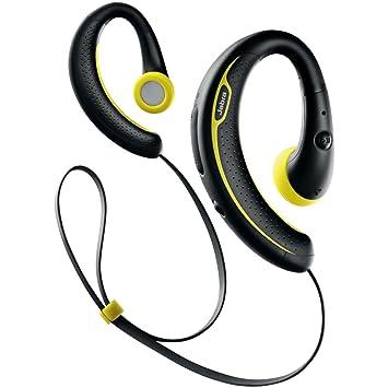 Jabra Sport Wireless+ gancho de oreja Binaural Inalámbrico Negro, Amarillo: Amazon.es: Electrónica