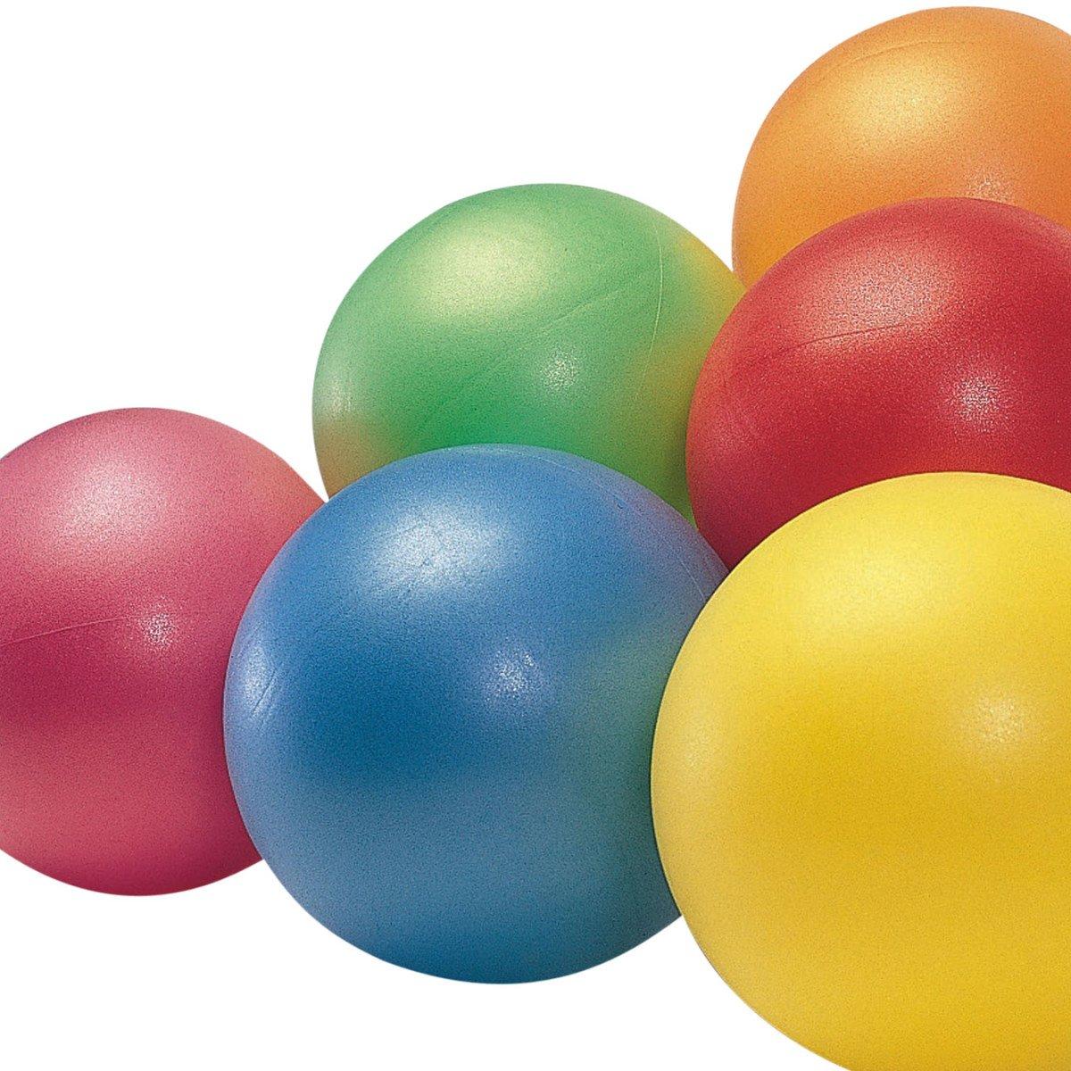 S&S Worldwide Spectrum Koogle Balls (set of 6)