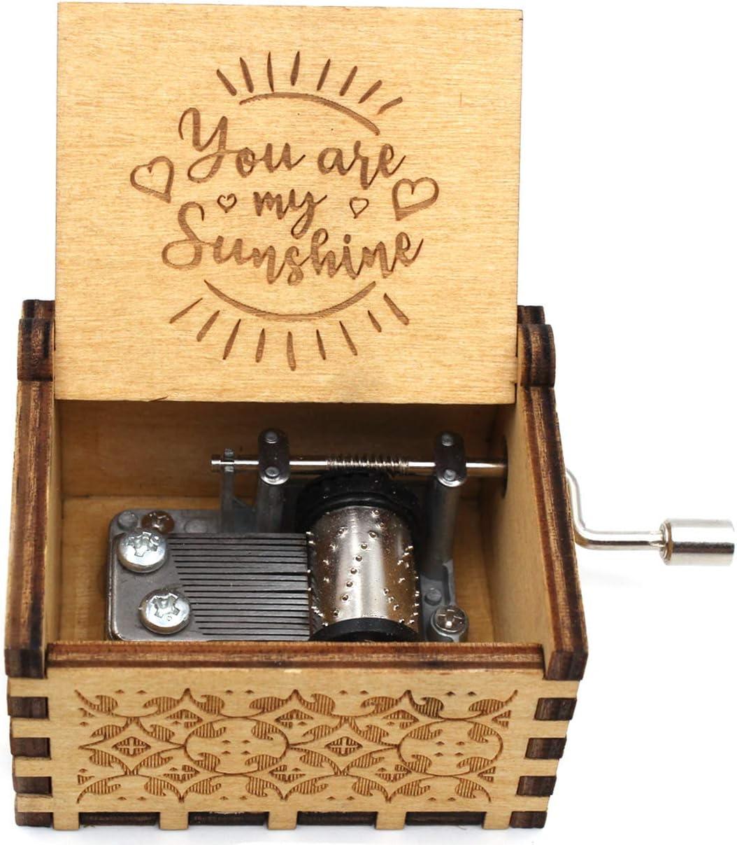 Christmas Lastsummer You are My Sunshine Music Box 1 Set ty2 ...