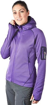 Berghaus Women's Pravitale Hooded Fleece Jacket