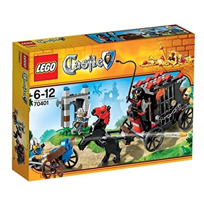 Castle - Gold Getaway (70401): Toys & Games