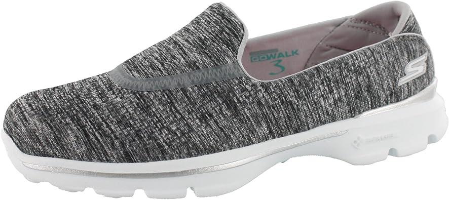 Meilleur Skechers Go Walk 3 Renew Femmes Chaussures de