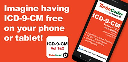Amazon.com: ICD-9-CM Vol1&2 2016 TurboCoder with TurboSearch: Appstore for Android
