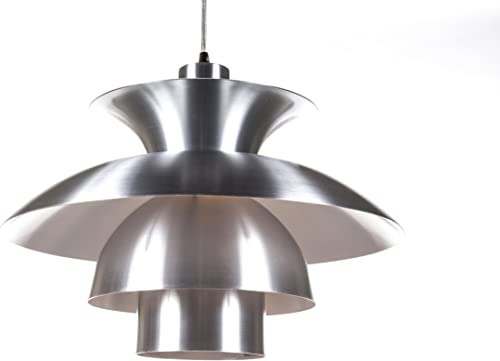 Kirch Lighting Horsens Pendant Lamp, Silver