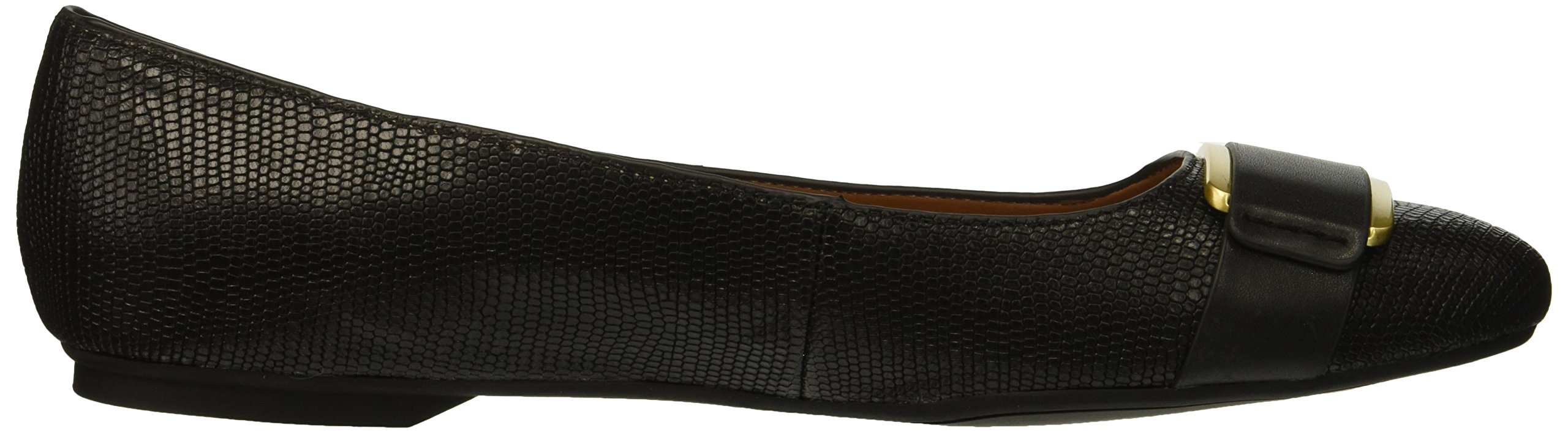Calvin-Klein-Women-039-s-Oneta-Ballet-Flat-Black-5-M-Choose-SZ-color thumbnail 7