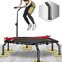 Mini Fitness Trampoline Opvouwbaar voor Volwassenen Kinderen Indoor Oefening