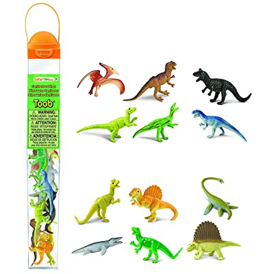 Safari Ltd Carnivorous Dinos TOOB: Toys & Games