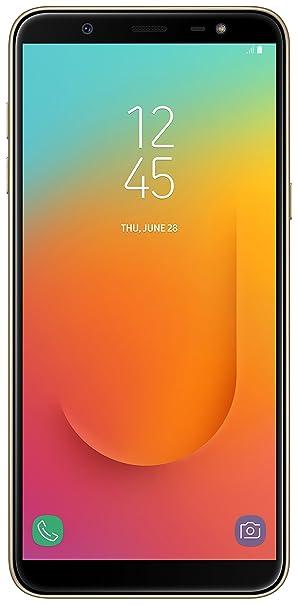 Samsung Galaxy J8 Gold 4gb Ram 64gb Storage With Offers Amazon