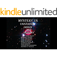 MYSTERY US UNIVERSE (English Edition)
