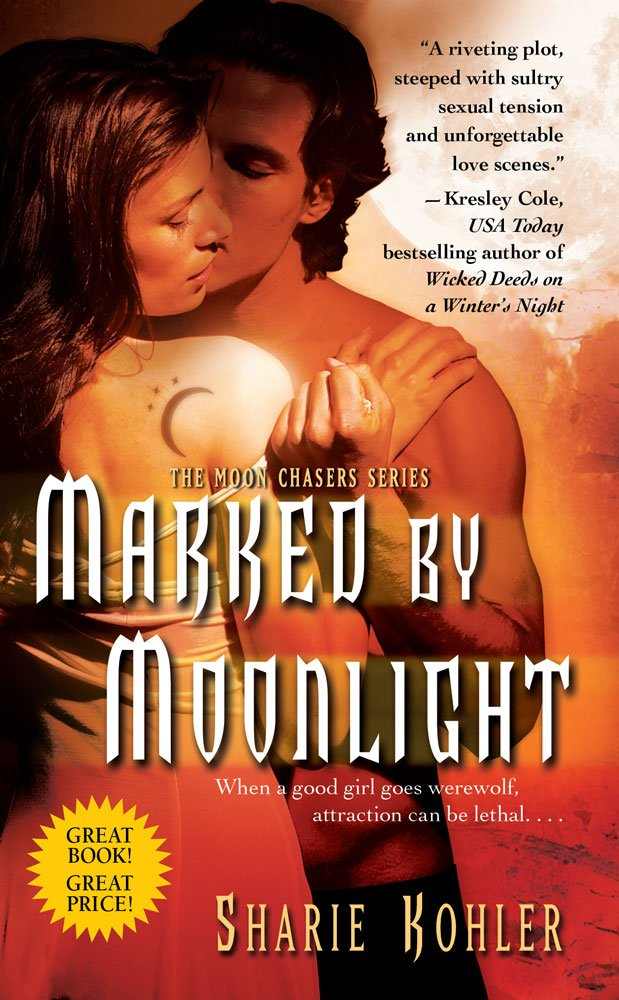 Marked by Moonlight (Moon Chasers) ebook