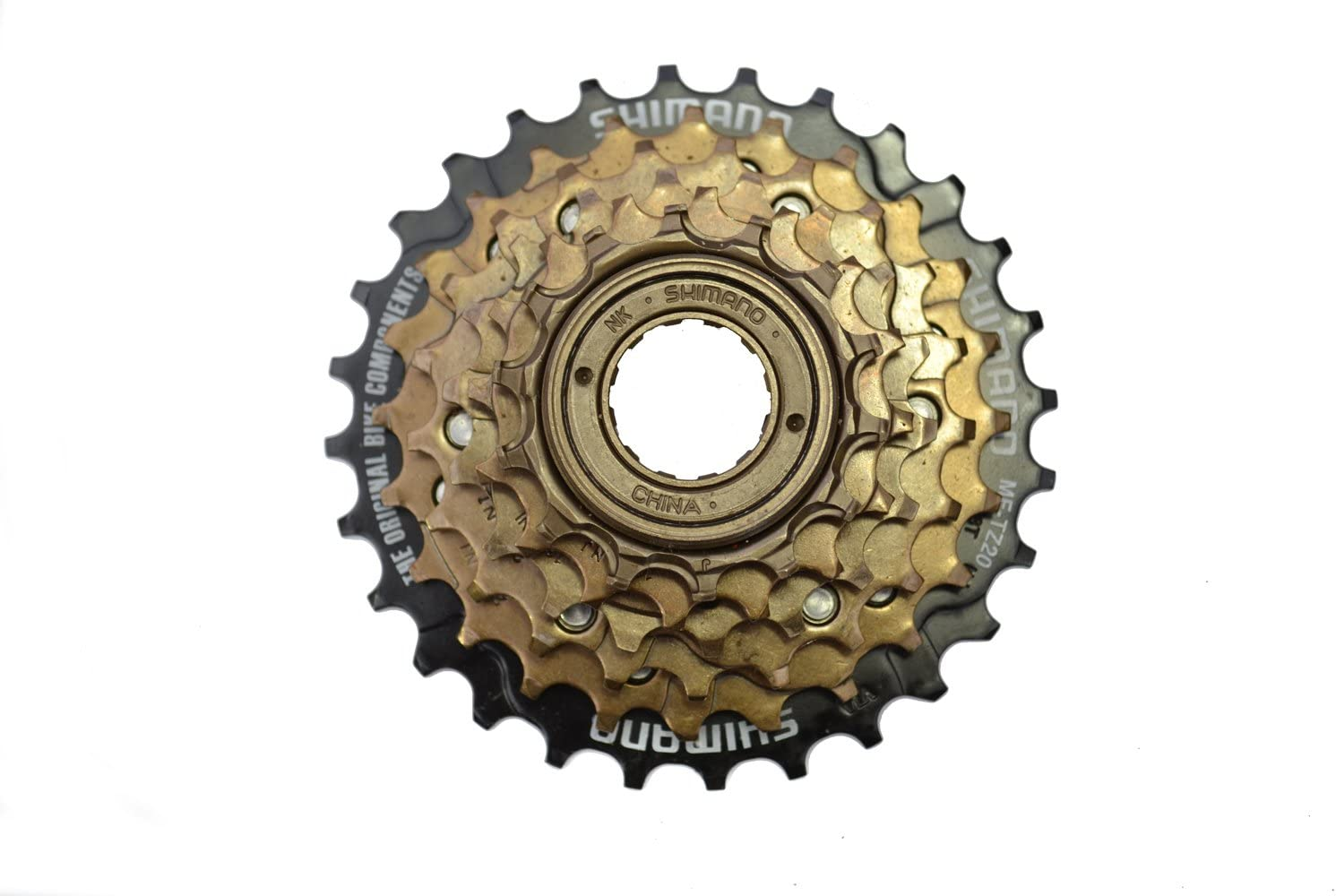 NEW MF-TZ20 14-28 Shimano 6-Speed Freewheel