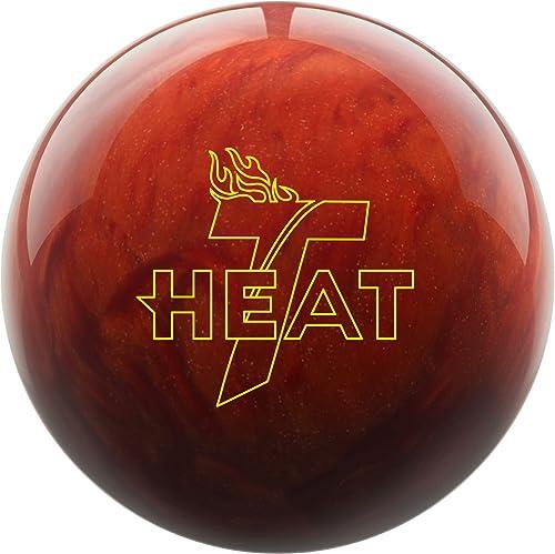 Track Heat Lava Bowling Ball