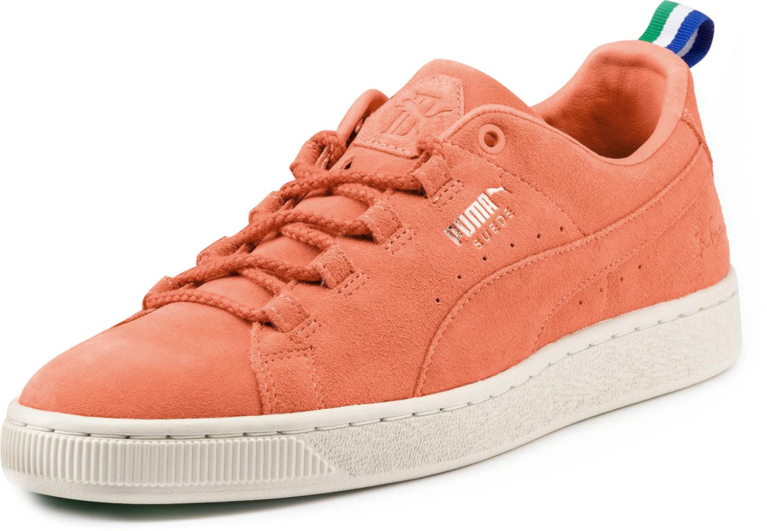 Puma Suede Big Sean Schuhe  42.5 EU|Orange