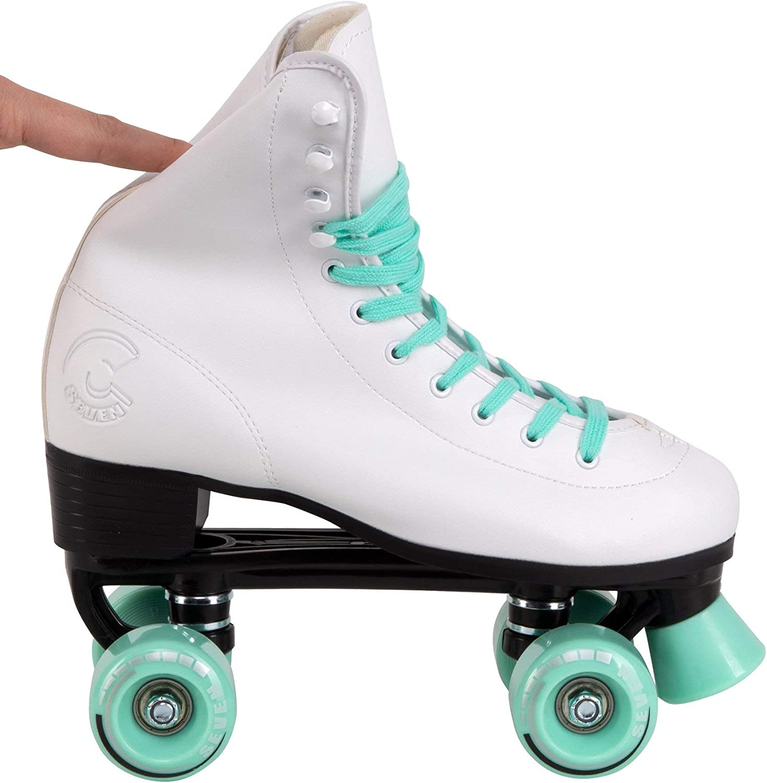 C SEVEN C7skates Quad Roller Skates Retro Design