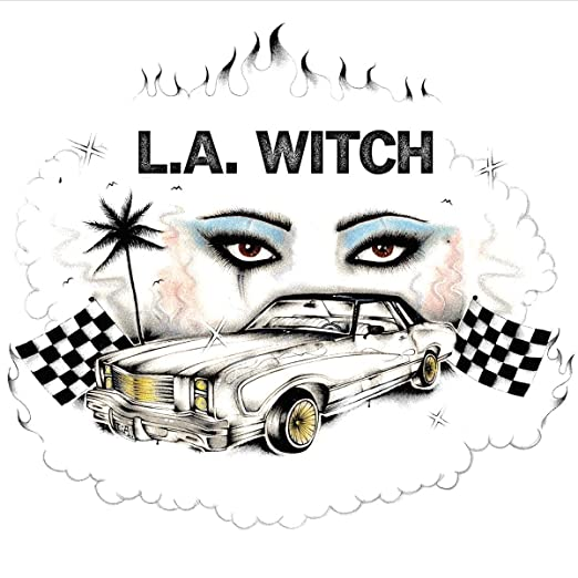 L.A. Witch (Translucent Pink Vinyl)