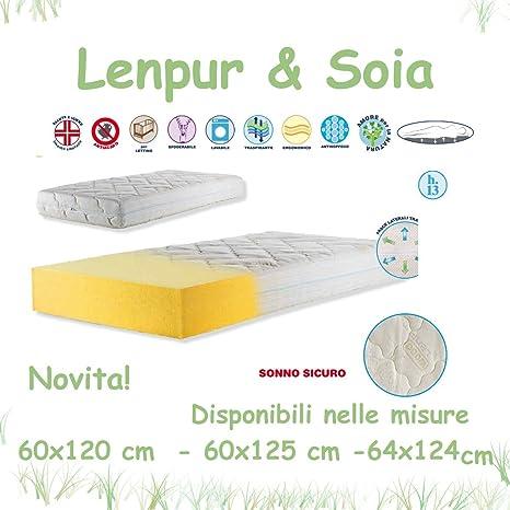 Colchón de Cuna Lenpur & soja Willy & Co.