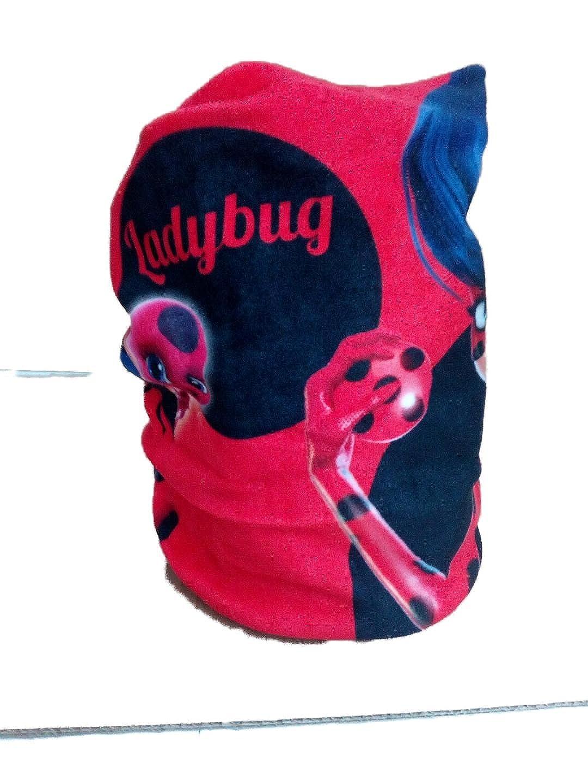 lady bug M/ädchen Schal Rot verschiedene farben onesize
