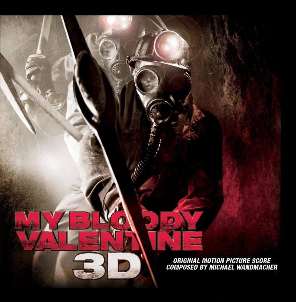 Schön   My Bloody Valentine 3D   Original Motion Picture Score   Amazon.com Music