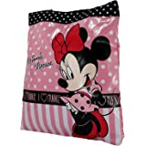 Disney Minnie Sac pour Femme à l'épaule Shopping Shopper Tote