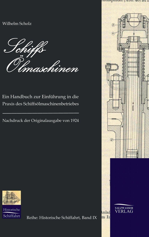 Download Schiffs-Ölmaschinen (German Edition) ebook