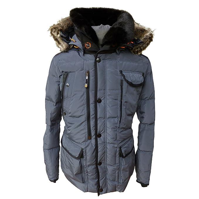 Wellensteyn, chaqueta de plumón de hombre de gama alta Marvelous (MARV-560) moonlight-blue (MLB) 54 : Amazon.es: Ropa y accesorios