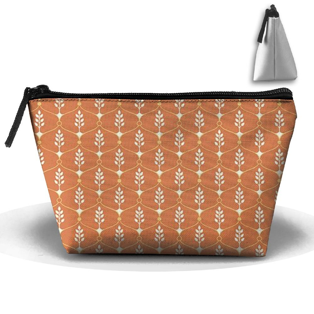 best Dense Point Chrismas Personality Portable Women Trapezoid Travel Bag Cosmetic Bag Receive Bag