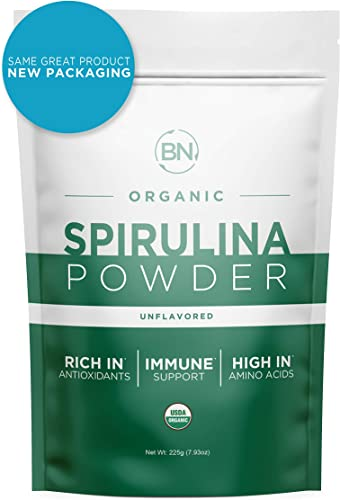 Spirulina Tablets Organic USDA Certified