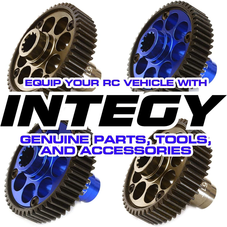 Integy RC Model Hop-ups C26733GREEN Metal Cooling Fan Cover for 30x30mm Fan Size