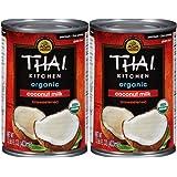 Thai Kitchen Organic Coconut Milk, 13.66 oz - Pack of 2