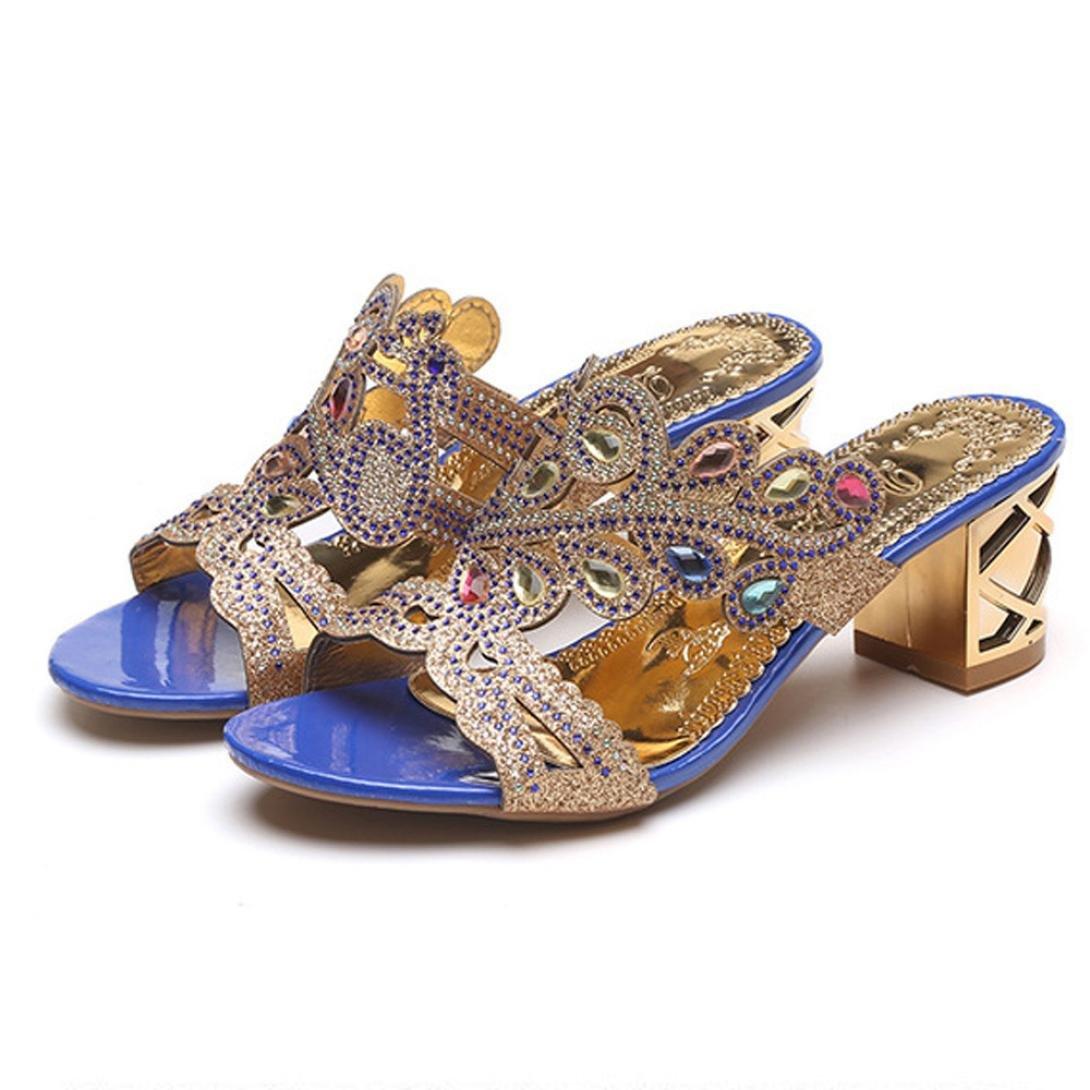 00819b589f6b5 Lolittas Sliver Glitter Diamante Sandals for Women Ladies