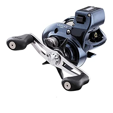 Daiwa Line Counter 4+1 6.3: 1 LEXALC100H, Blue