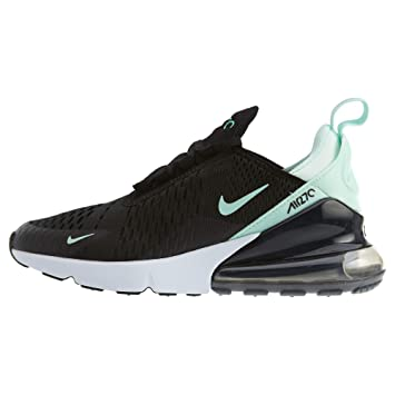 Nike Air Max 270 W shoes black turquoise