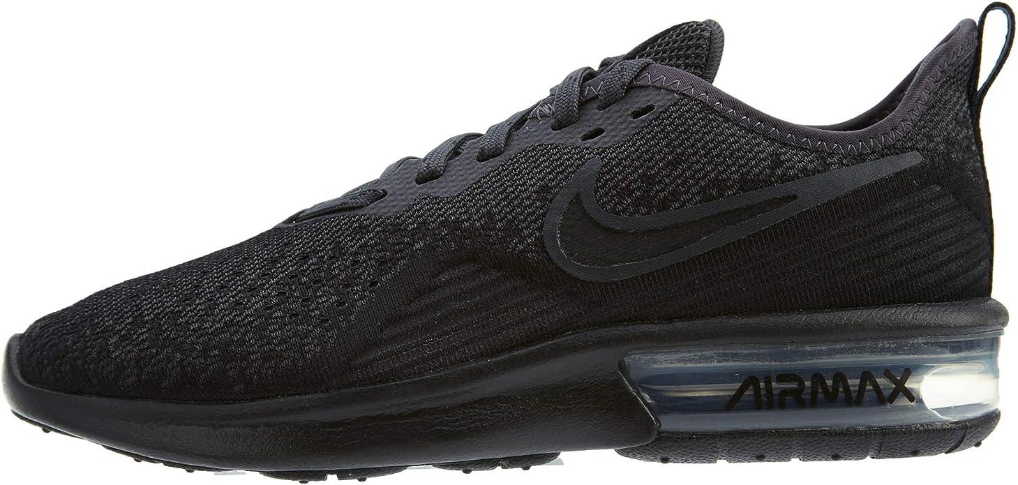 NIKE Wmns Air MAX Sequent 4, Zapatillas de Running para Mujer: Amazon.es: Zapatos y complementos