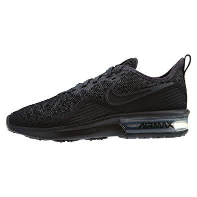 online retailer a8e23 2e244 Nike Women's Air Max Sequent 4 Running Shoe Black/Anthracite Size 6 ...