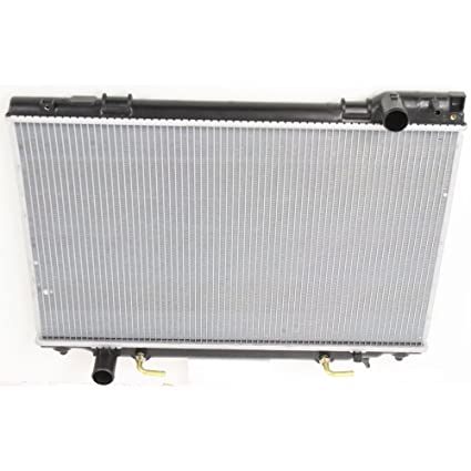 Evan-Fischer EVA27672031261 Radiator for TOYOTA PREVIA 91-97