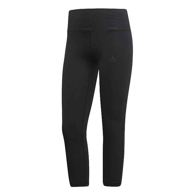 Adidas Basic Womens Long Running Tights Black