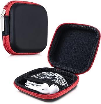 kwmobile Funda Protectora rígida Compatible con Auriculares In-Ear: Amazon.es: Electrónica