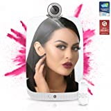 [Best Beauty Gift this Holiday Season] HiMirror - 2nd generation, the first skin analyzer beauty smart mirror on the market, innovative makeup mirror with AR virtual try-on